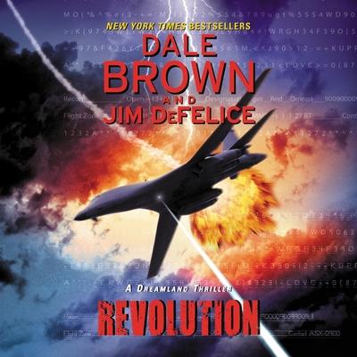 Revolution: A Dreamland Thriller Lib/E: A Dreamland Thriller Cover Image