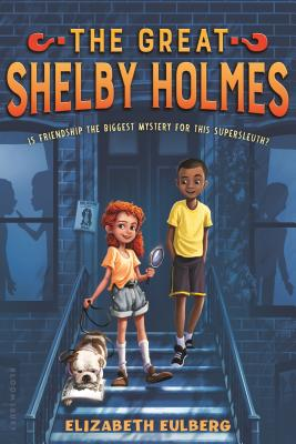 The Great Shelby Holmes Cover Image