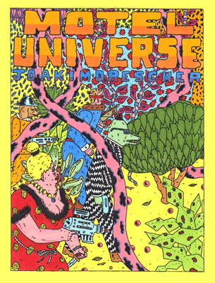 Cover for Motel Universe