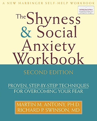 The Shyness & Social Anxiety Workbook Cover