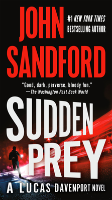 Sudden Prey (A Prey Novel #8) Cover Image