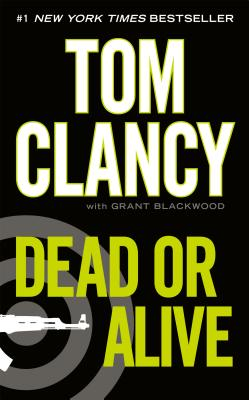 Dead or Alive (A Jack Ryan Novel #10) Cover Image