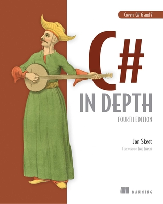 C# in Depth: Fourth Edition Cover Image