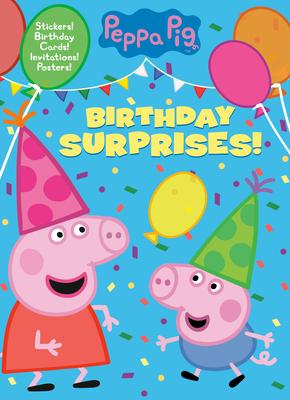 Birthday Surprises! (Peppa Pig) Cover Image