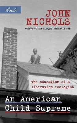 Cover for An American Child Supreme