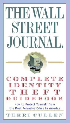 The Wall Street Journal. Complete Identity Theft Guidebook Cover