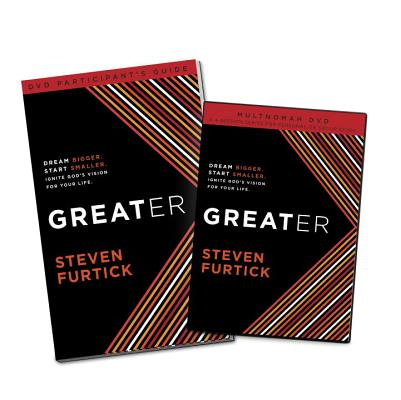 Greater Participant's Guide with DVD Cover Image