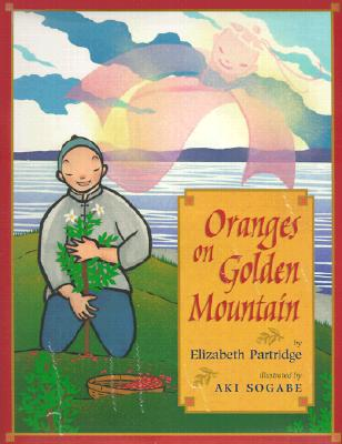 Oranges on Golden Mountain Cover
