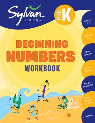 Pre-K Beginning Numbers Cover