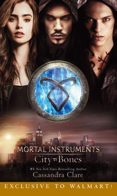 City of Bones: Movie Tie-in Edition (The Mortal Instruments #1) Cover Image