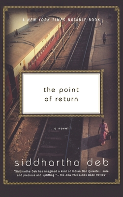 The Point of Return Cover Image
