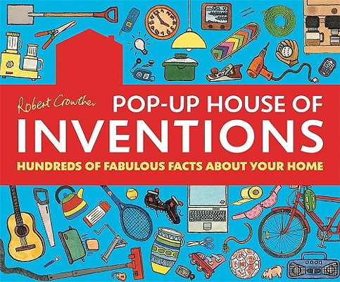 Pop-Up House of Inventions Cover