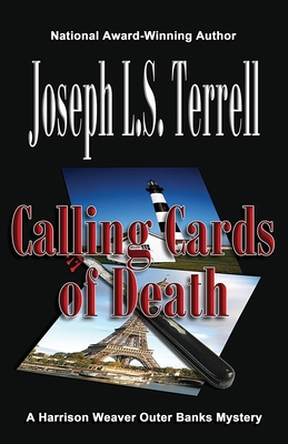 Calling Cards of Death (Harrison Weaver Mystery #8) Cover Image