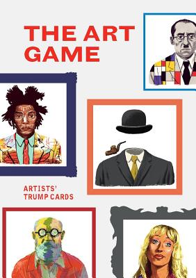 The Art Game: Artists' Trump Cards Cover Image