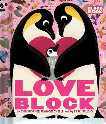 Loveblock (An Abrams Block Book) Cover Image