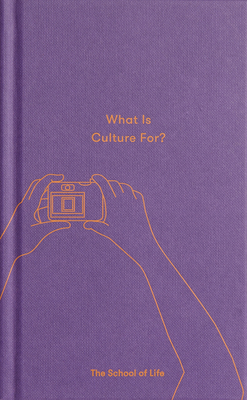 What Is Culture For? Cover Image