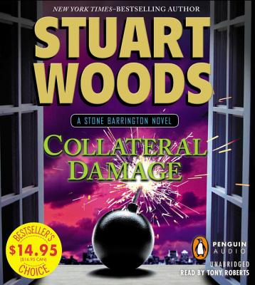 Collateral Damage (A Stone Barrington Novel #25) Cover Image