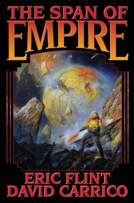 The Span of Empire (Jao Empire #3) Cover Image