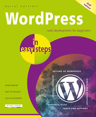 Wordpress in Easy Steps Cover Image