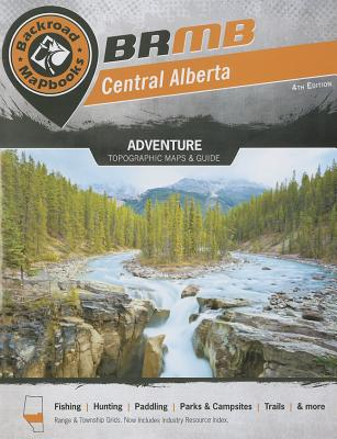 Central Alberta (Backroad Mapbooks) Cover Image
