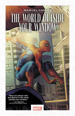 Marvel Comics: The World Outside Your Window Cover Image