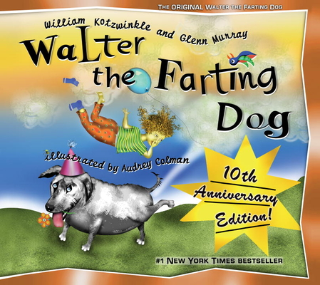Walter the Farting Dog Cover Image