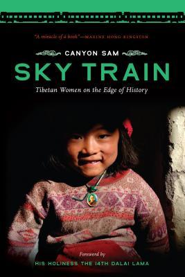 Sky Train: Tibetan Women on the Edge of History Cover Image