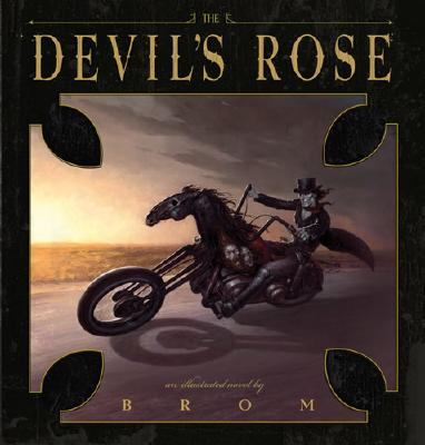 The Devil's Rose Cover