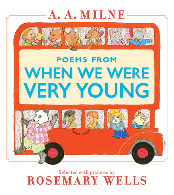 Poems from When We Were Very Young Cover Image