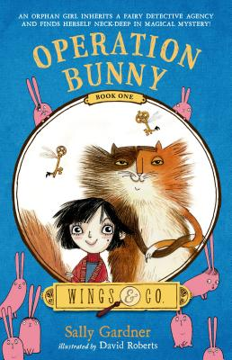 Operation Bunny: Book One (Wings & Co. #1) Cover Image