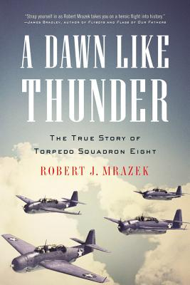 Cover for A Dawn Like Thunder