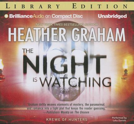 The Night Is Watching (Krewe of Hunters #9) Cover Image