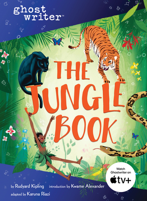 The Jungle Book (Ghostwriter) Cover Image