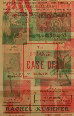 The Strange Case of Rachel K Cover Image