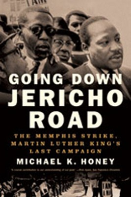 Going Down Jericho Road Cover