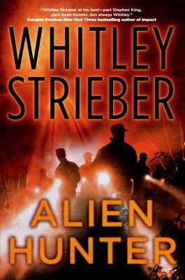 Alien Hunter Cover