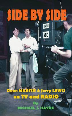 Side By Side: Dean Martin & Jerry Lewis On TV and Radio (hardback) Cover Image