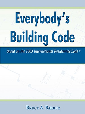 Everybody's Building Code Cover