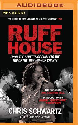 Cover for Ruffhouse