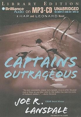 Captains Outrageous Cover Image