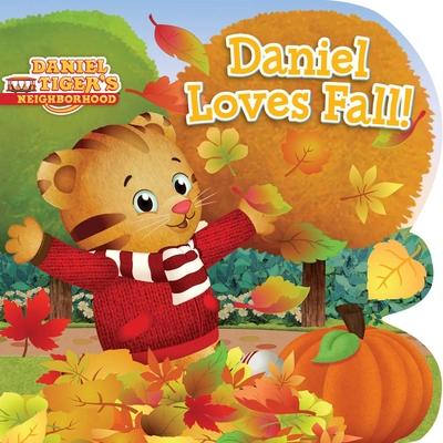 Daniel Loves Fall! (Daniel Tiger's Neighborhood) Cover Image