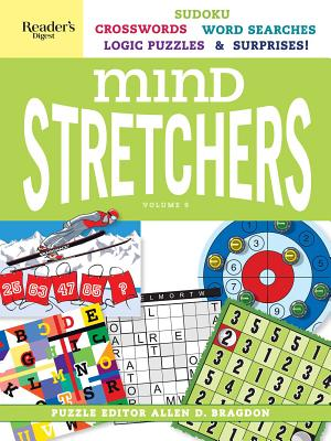 Reader's Digest Mind Stretchers Vol. 9 (Mind Stretcher's) Cover Image