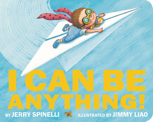 I Can Be Anything! Cover Image