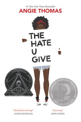The Hate U Give (Hardcover) cover image