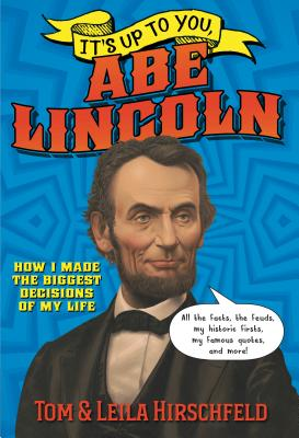 It's Up to You, Abe Lincoln Cover Image