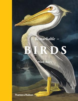 Remarkable Birds Cover Image