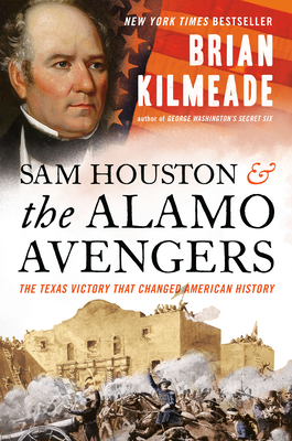 Sam Houston and the Alamo Avengers cover image