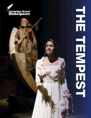 The Tempest (Cambridge School Shakespeare) Cover Image