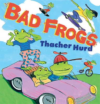 Bad Frogs Cover