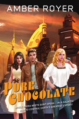 Pure Chocolate: The Chocoverse Book II Cover Image